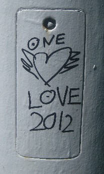 ONE LOVE IN 2012